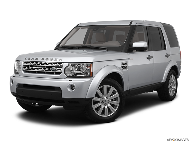 2012 Land Rover LR4 Review