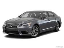2016 Lexus LS Review