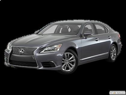 2016 Lexus LS 460 photo
