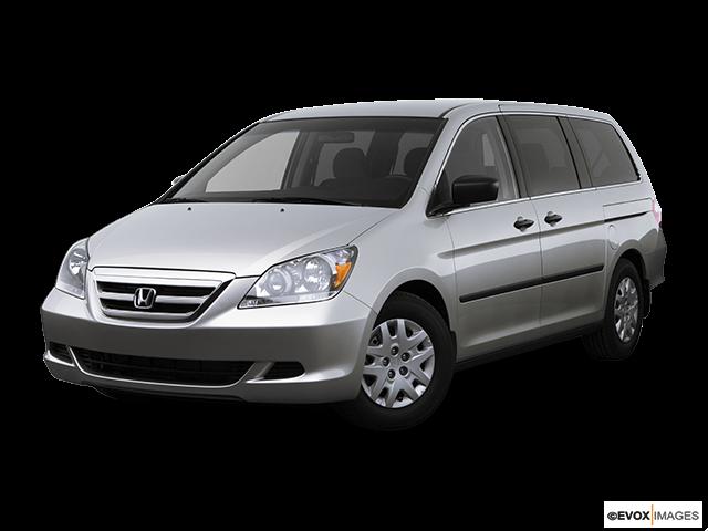 2007 Honda Odyssey Review