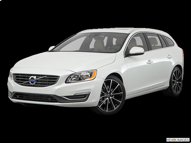 2017 Volvo V60 Review