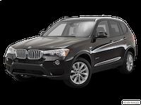 BMW, X3, 2011-2017