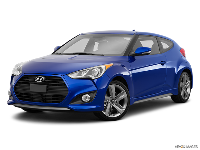 2015 Hyundai Veloster Turbo Review
