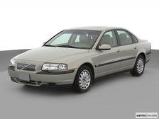 2000 Volvo S80 Review