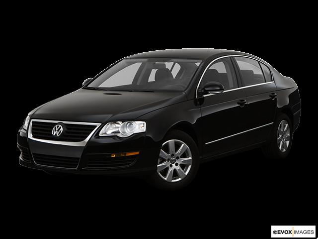 2008 Volkswagen Passat Review