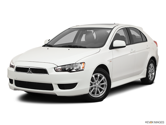 2011 Mitsubishi Lancer Sportback Review