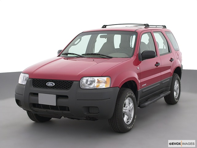 2002 Ford Escape Review