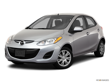 2011 Mazda Mazda2 Review