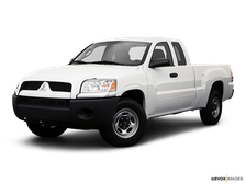 2008 Mitsubishi Raider Review