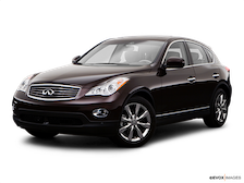 2009 INFINITI EX35 Review