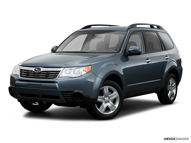 2009 Subaru Forester Review