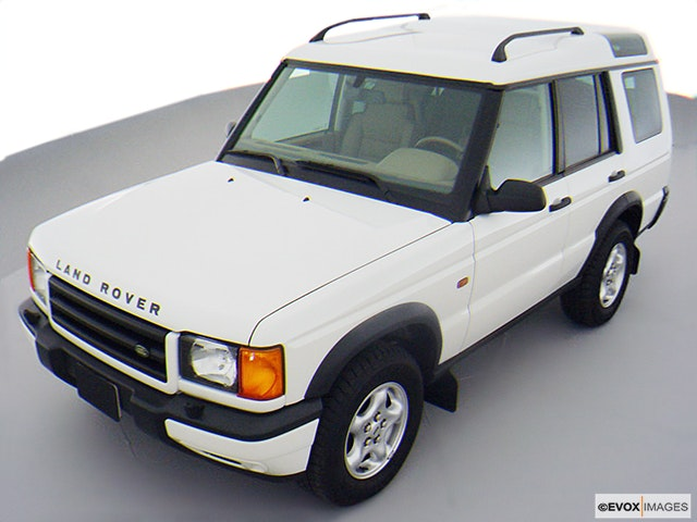 2002 Land Rover Discovery Series II Review