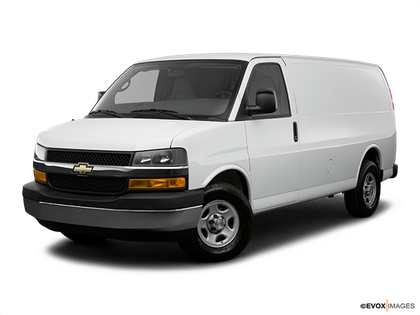 2008 Chevrolet Express Cargo photo