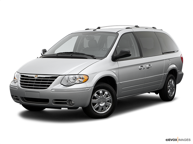 2007 Chrysler Town and Country Review