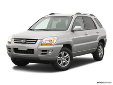 2006 Kia Sportage Review