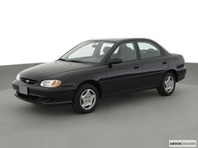2000 Kia Sephia Review