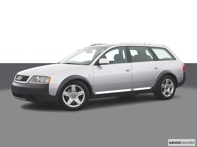 2005 Audi allroad quattro Review