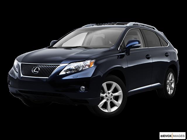 2010 Lexus RX 350 Review
