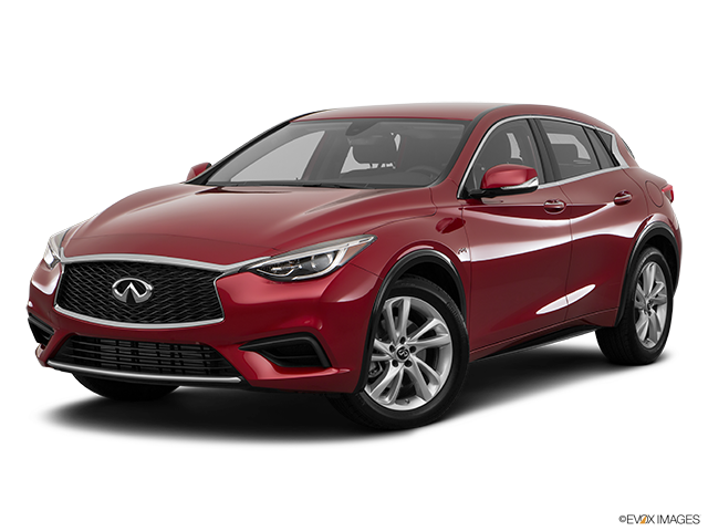 INFINITI QX30 Reviews