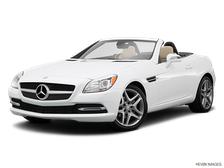 2015 Mercedes-Benz SLK Review