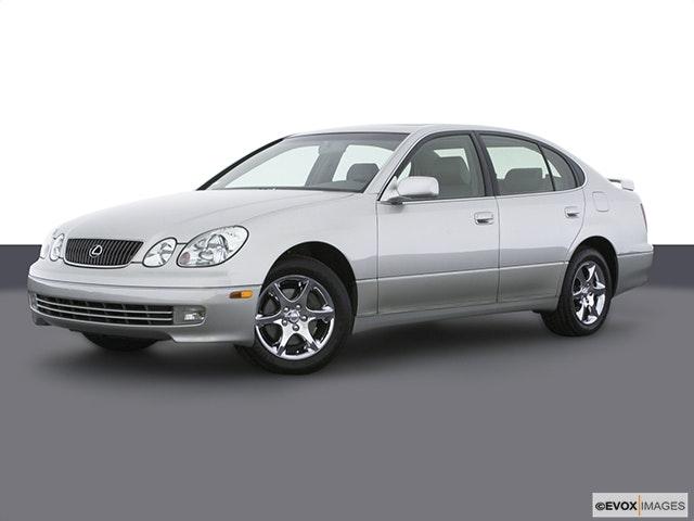 2005 Lexus GS 430 Review