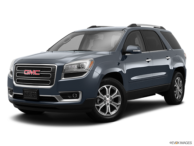 2014 GMC Acadia Review