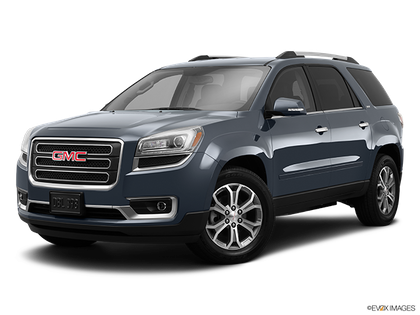 2014 gmc acadia review carfax vehicle research. Black Bedroom Furniture Sets. Home Design Ideas