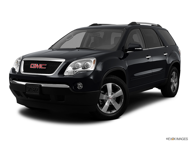 2012 GMC Acadia Review