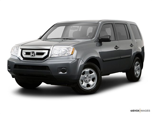 2009 Honda Pilot Review