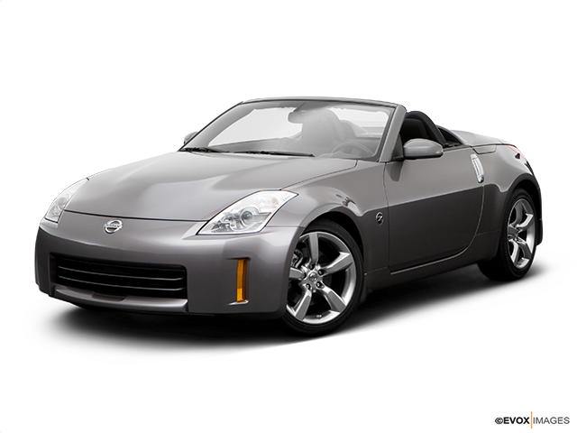 2009 Nissan 350Z Review