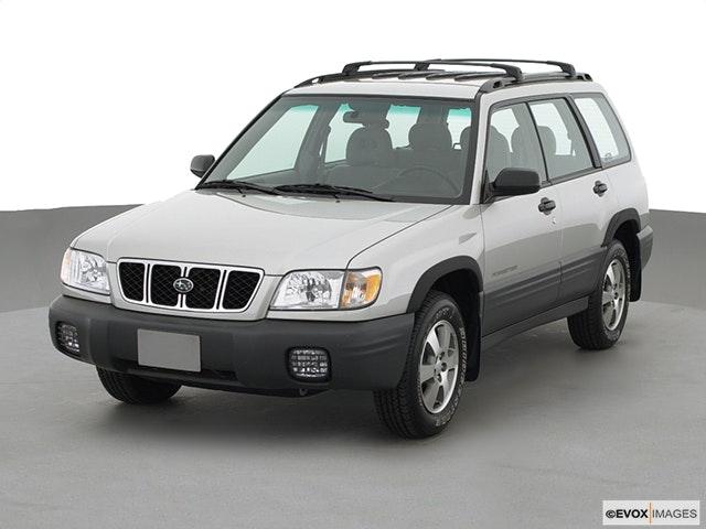 2001 Subaru Forester Review