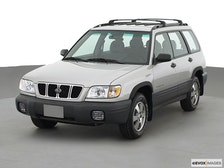 2001 Subaru Forester Review
