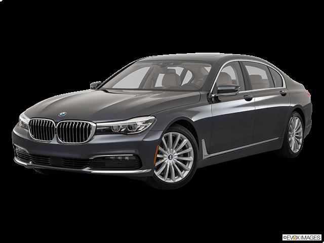 2017 BMW 7 Series photo