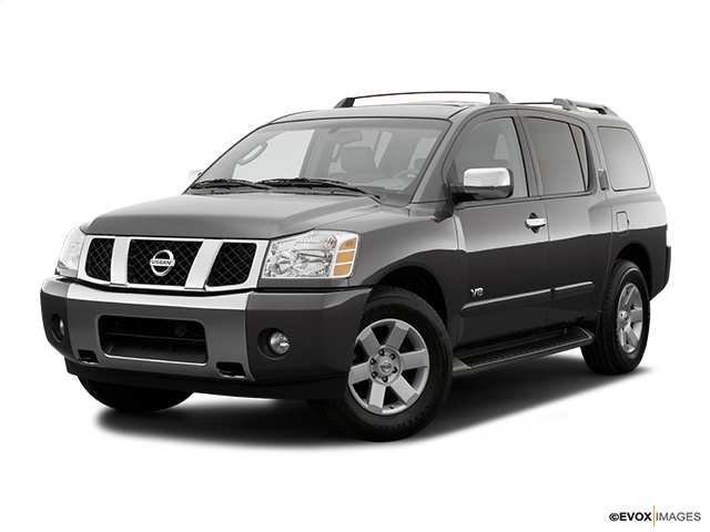 2006 Nissan Armada Review