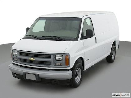 2002 Chevrolet Express Cargo photo
