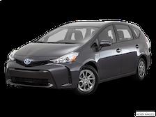 Toyota Prius v Reviews