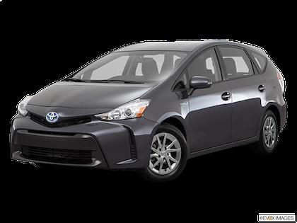 2017 Toyota Prius V Review Carfax