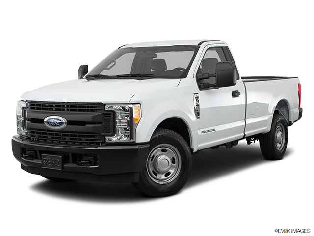 2018 Ford F-250 Super Duty Review