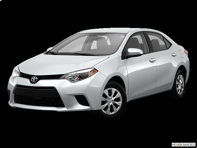 2015 Toyota Corolla photo