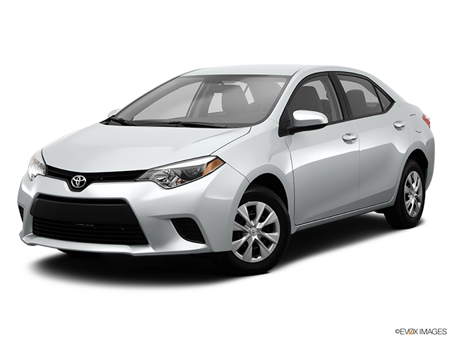 2014 Toyota Corolla Photo