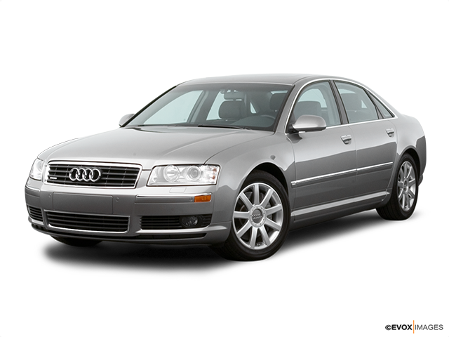 2005 Audi A8 Review