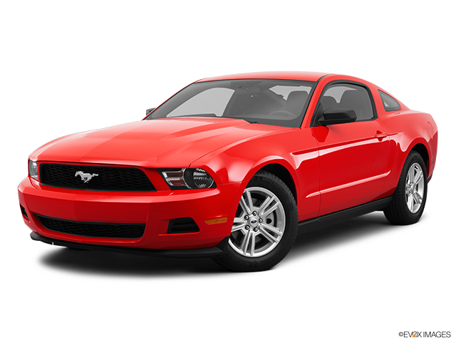 2012 Ford Mustang Review