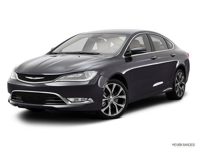 2016 Chrysler 200 Review