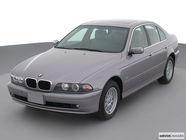 2002 BMW 5 Series Review