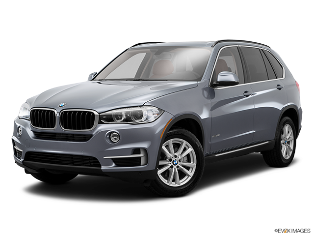 2015 BMW X5 Review