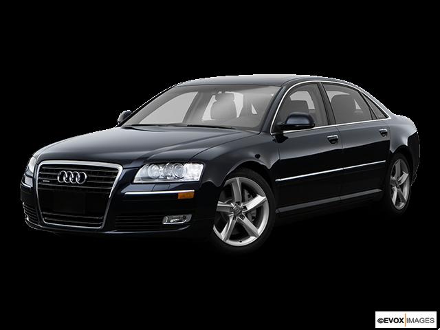 2008 Audi A8 L Review