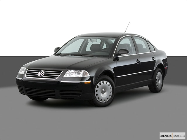 2005 Volkswagen Passat Review