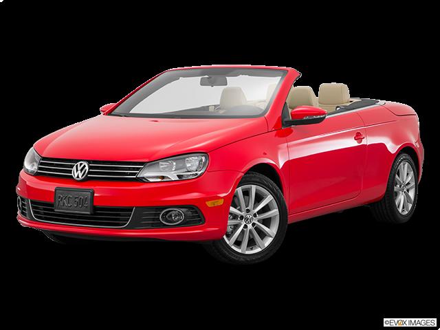 Volkswagen Eos Reviews