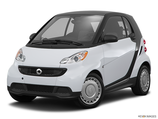 2015 Smart fortwo Review