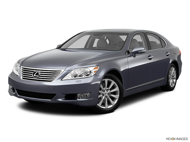 2012 Lexus LS 460 Review